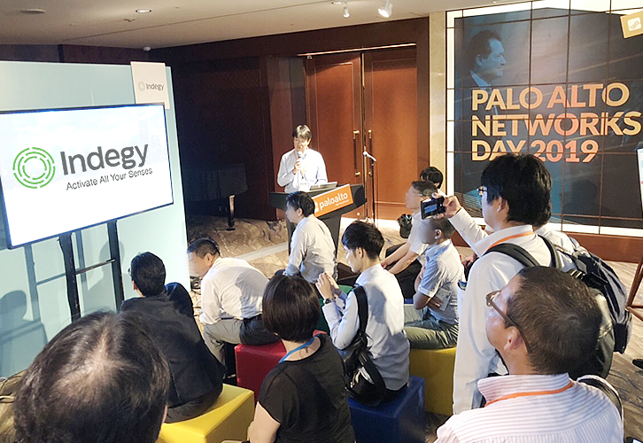 PALO ALTO NETWORKS DAY 2019│Indegy SP│東陽テクニカSLC【公式】